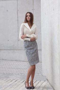 Marissa bluzka 38 (proj. kasia zapała)