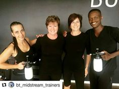 Happy clients - happy trainers at Bodytec Midstream  #bodytec #bodytecsa #ems #emstraining #train #training #fitness #workout #session #personaltraining #personaltrainer #coach #team #clients #trainsmarter #20minutes #onceaweek #strenght #strenghttraining #muscle #motivation #inspiration #getfit #gethealthy #fitgoals #bodygoals #sports #lifestyle #repost Strenght Training, Workout Session, Get Healthy, Motivation Inspiration, Fitness Goals, Personal Trainer, Ems, Trainers, Muscle