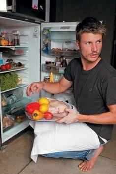 rodrigo hilbert ♥ chef