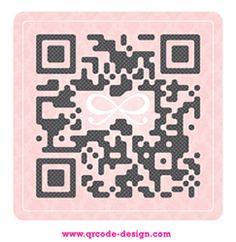 Hunkemoller QR code design