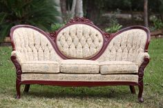 Rent Some Vintage medallion couch