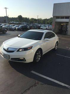 #8696723431 Oncedriven 2012 Acura TL -  Saint Louis, MO