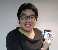 스마트폰용 '가상 손가락'으로 대박! : 지역 : 사회 : 뉴스 : 한겨레