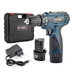 Multi-function Rechargeable Battery Cordless Electric Drill, Best shopping experience, new products added everyday. For best shopping experience visit us, trainedtools.com Electric Screwdriver, Working Area, Power Tools, Multifunctional, Drill, Night Work, Carpenter Tools, Countries, Deep