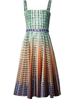 MARY KATRANTZOU Full Skirt Sundress
