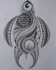Do you like this tattoo? Tribal Turtle Tattoos, Turtle Tattoo Designs, Cover Tattoo, Arm Tattoo, Tattoo Maori, Chest Tattoo, 3d Tattoos, Sleeve Tattoos, Tatoos