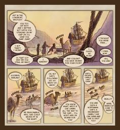 The Pirate Balthasar - BLOG: Out there! - page 22