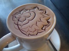 Art is everywhere, even in your mug!