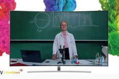 Samsungs new app helps people who are colorblind recalibrate colors on their TVs