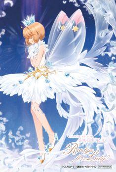 Cardcaptor Sakura, Cards, Stuff Stuff, Anime Shows, Maps, Playing Cards