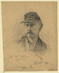 Capt. Joe Hilton, 12th NYV, Culpeper, Va.