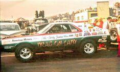 Shirley Shahan Lightning Aircraft, Nhra Pro Stock, Amc Javelin, Car Part Furniture, Mopar Or No Car, American Motors, Funny Cars, Dirt Track, Drag Cars