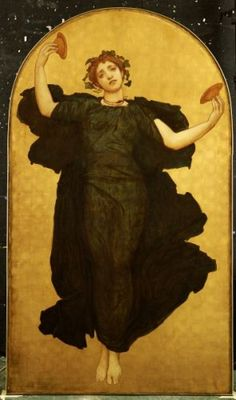 123ec0deb444a The Dance of the Cymbalists by Frederic Leighton Frederick Leighton