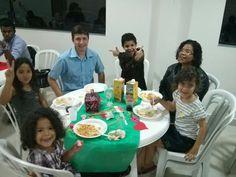 Mesa das crianças