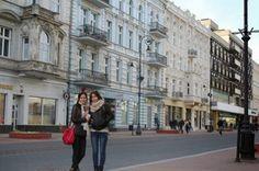 Dinara from Kazakhstan: Lodz is fascinating!