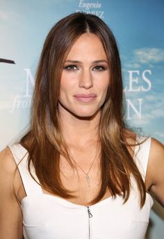 Jennifer Garner is at the top of her hair game.