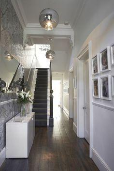 hall way flooring ideas modern house - Google Search