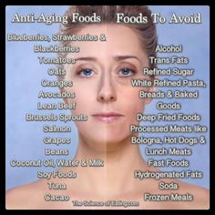 7 Anti-Aging Foods Everyone Should Be Eating -- The fountain of youth can be found in your kitchen. Stock up on these 7 anti-aging foods to drastically improve your quality of life.