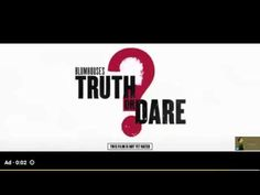 BLUMHOUSE'S TRUTH OR DARE TV Spot 4 Truth And Dare, Movie Trailers, Dares, Tv, Television Set, Television