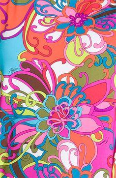 Trina Turk 'Fiji Flower' Tunic Cover-Up   Nordstrom