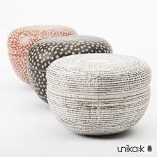 Eva Brandt Danmark Pottery Bowls, Ceramic Pottery, Ceramic Boxes, Hand Thrown Pottery, Modern Artists, Ceramic Design, Jar Lids, Outdoor Furniture, Outdoor Decor