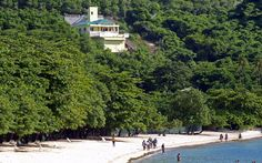 Villa Belle Morne Rouge is just steps away from the powdery white sands and crystal clear waters of Morne Rouge Bay. Crystal Clear Water, Saint George, Tropical Paradise, Grenada, Continents, The Locals, Swimming Pools, Villa, Mansions
