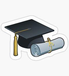 Graduation Clip Art, Graduation Images, Graduation Templates, Graduation Stickers, Graduation Cap Designs, Graduation Cap Decoration, Graduation Party Decor, House Party Decorations, Personalized Graduation Gifts