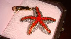 juicy couture charm -star fish
