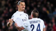 IN THE NEW FFT Verratti: Ibrahimovic claimed he was Jesus to inspire #PSG to title triumph http://fft.sm/iNi7KQ