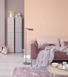 ▷ Pastellfarben - Möbel, Accessoires und Wandfarben für das Wohnen in Pastell - [LIVING AT HOME]