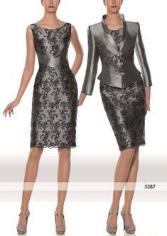 traje para madrina Modelo 3387 | Teresa Ripoll