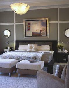 More Grey bedrooms! Great color for interior, really my favorite :) / color gris para interiores mi favorito sin duda! :)