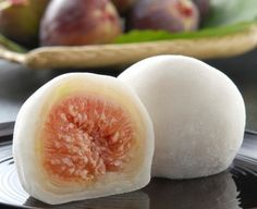Coated Figs - 夢菓房たから いちじく大福                              …