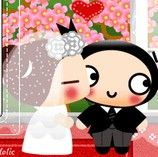 pucca getting married!