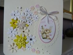 With Love Floral Birthday Card £1.50