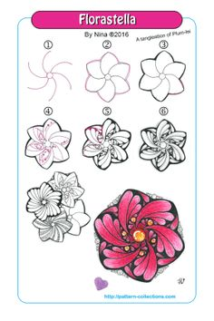 Florastella – pattern-collections.com