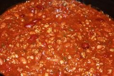 Chili Recipe that won me 1st place twice at work in the annual United Way Chili Cook Off!