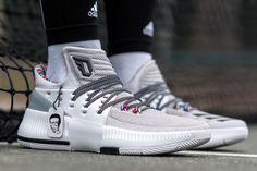 super popular d4185 fbc89 Adidas Dame 3 BHM sneakers sneakernews StreetStyle Kicks adidas nike