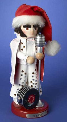 Steinbach Elvis Nutcracker Have Him
