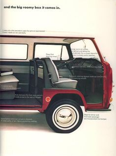 The Volkswagen Station Wagon