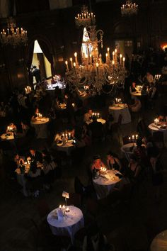 These guys do amazing retro events London - Welcome to the Candlelight Club