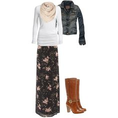 """""""Modest Outfit 113"""" by christianmodesty on Polyvore"""
