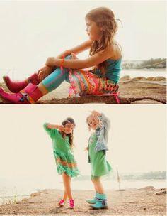 MIM-PI GOES IBIZA STYLE! Ibiza Style, Bohemian Style, Ibiza Fashion, My Girl, Beach Mat, Cool Style, Kids Fashion, Outdoor Blanket, Girls
