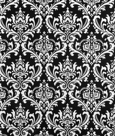 Upholstery:  Premier Prints Ozbourne Black Fabric.