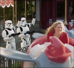 Adiós Seños Vader   fer Gif humor