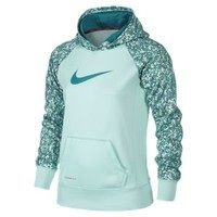 Nike KO Pullover Girls' Hoodie - Teal Tint from Nike. Shop more products from Nike on Wanelo. Cute Gym Outfits, Sporty Outfits, Nike Outfits, Athletic Outfits, Athletic Wear, Fashion Outfits, Nike Under Armour, Nike Sweatshirts, Men's Hoodies