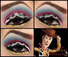 story inspiration - make up n nails - Eye Makeup Disney Eye Makeup, Disney Inspired Makeup, Eye Makeup Art, Simple Eye Makeup, Bff Halloween Costumes, Disney Halloween, Halloween Makeup, Halloween 2019, Halloween Ideas