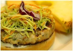 Fresh Yellow Tail Tuna Burgers The quick and delicious meal can be cooked on the stovetop or on the grill!!
