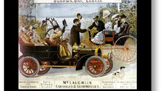 From Carriages to Cars: The Early Canadian Automotive Industry