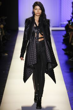 Hervé Léger by Max Azria Fall 2016 Ready-to-Wear Fashion Show